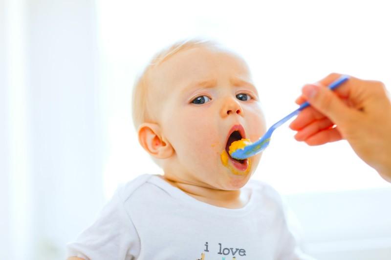Gesunde Ernährung von Anfang an