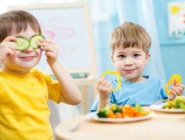 Kinderernährung Familienkost